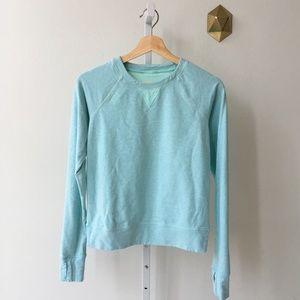 Lululemon Voyage Pullover Sweatshirt Thumbholes
